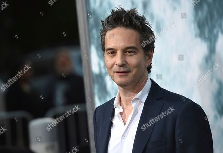 """Jeff Russo arrives at the Los Angeles premiere of """"Lucy in the Sky"""" at Fox Studios on"""