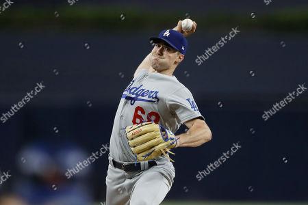 Editorial image of Dodgers Padres Baseball, San Diego, USA - 25 Sep 2019