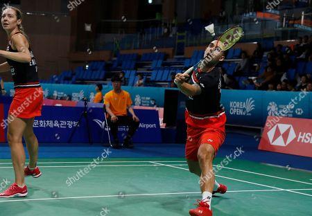 Editorial picture of Korea Open 2019 badminton championship, Incheon - 26 Sep 2019