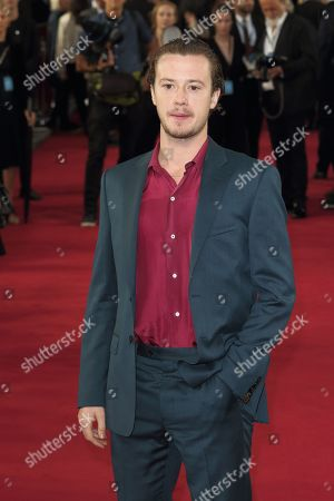 Editorial image of 'Catherine the Great' TV show premiere, Arrivals, London, UK - 25 Sep 2019
