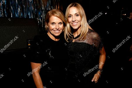 Katie Couric, Sheryl Crow. Katie Couric and Sheryl Crow at the 60th Annual Clio Awards at The Manhattan Center on in New York