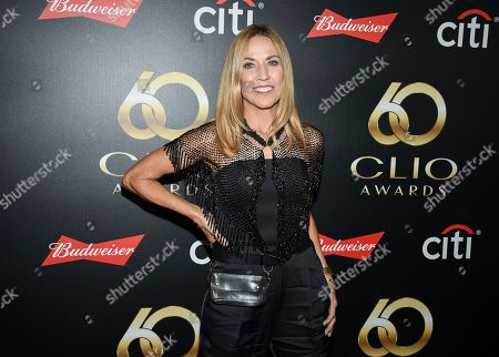 Sheryl Crow attends the 60th annual Clio Awards at The Manhattan Center, in New York