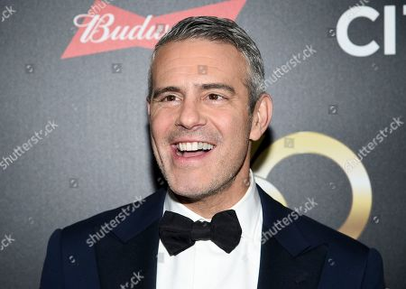 Andy Cohen attends the 60th annual Clio Awards at The Manhattan Center, in New York