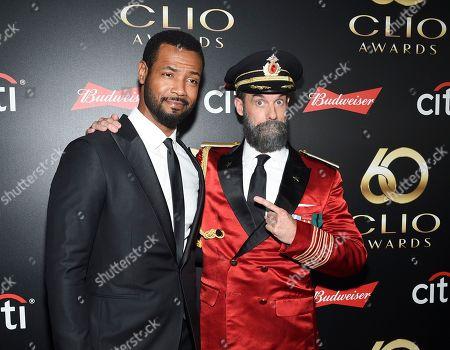 Editorial image of 2019 Clio Awards, New York, USA - 25 Sep 2019