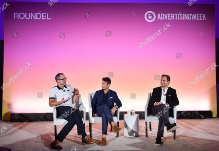 Anthony Reeves (Chief Creative Officer, WPP ACE & Wunderman Thompson Seattle), Nate Berkus (Founder & CEO, Nate Berkus Associates and Nate Berkus Entertainment) and Harry Kargman (Founder & CEO, Kargo)
