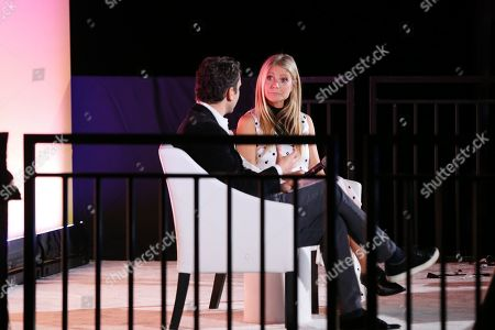 Harry Kargman (Founder & CEO, Kargo) and Gwyneth Paltrow (Founder and Chief Executive Officer, goop)