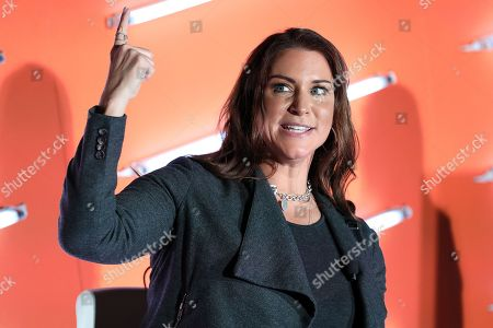 Stephanie McMahon-Levesque (Chief Brand Officer, WWE)