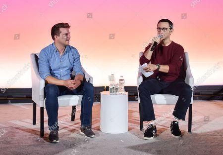 Shelby Stilson (1% CEO, Zappos.com) and Joseph Gordon-Levitt (Actor & CEO, HITRECORD)