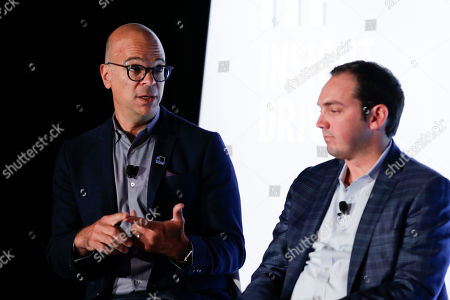 Scott Kelliher (Head of Brand Advertising and Partnerships, eBay Advertising) and Chris Merrill (SVP, CMO Direct to Consumer, Synchrony)