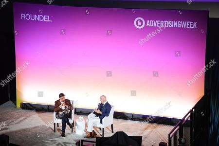 Editorial picture of Reinventing Storytelling For Multicultural Audiences seminar, Advertising Week New York, AMC Lincoln Square, New York, USA - 26 Sep 2019