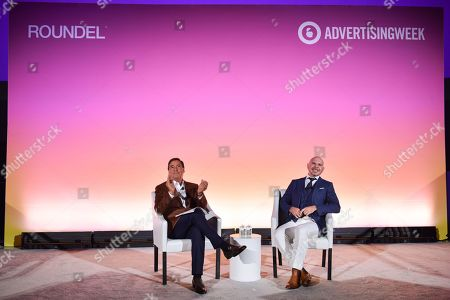 Editorial image of Reinventing Storytelling For Multicultural Audiences seminar, Advertising Week New York, AMC Lincoln Square, New York, USA - 26 Sep 2019