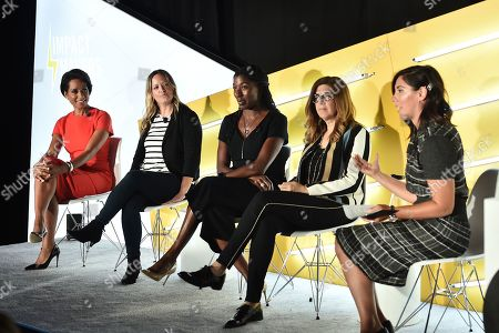 Editorial picture of Women: The Original Decision Makers and Influencers seminar, Advertising Week New York, AMC Lincoln Square, New York, USA - 26 Sep 2019