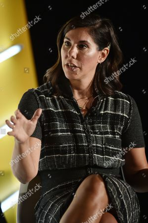 Stock Picture of Lisa Valentino (EVP, Client & Brand Solutions, Disney)