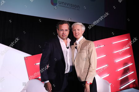Steve Alperin (CEO, Survivor Net) and Sarah Watson (Chairman, Global and NY CSO, BBH)