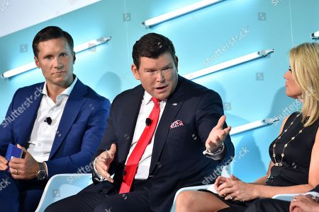 Jeff Collins (EVP Advertising Sales, FOX News Media) and Bret Baier (FOX News Chief Political Anchor and Anchor, FNC?s Special Report with Bret Baier)