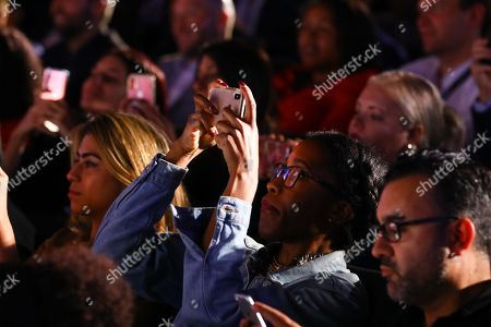 Stock Picture of Audience