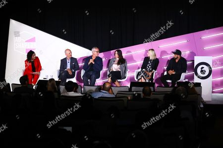 Editorial picture of The Conscious Creative Movement seminar, Advertising Week New York, AMC Lincoln Square, New York, USA - 26 Sep 2019