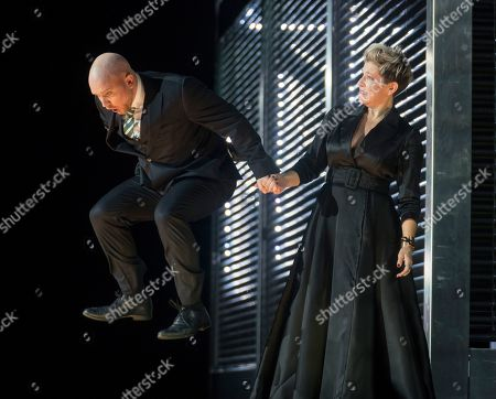 Eric Jurenas as Narciso,  Joyce DiDonato as Agrippina