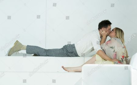 Stock Picture of Iestyn Davies as Ottone,  Lucy Crowe as Poppea,