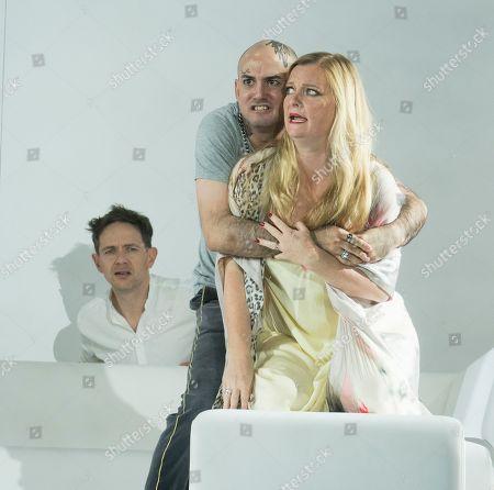 Iestyn Davies as Ottone, Franco Fagioli as Nerone, Lucy Crowe as Poppea,