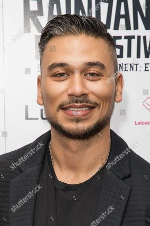Stock Picture of Ricky Norwood