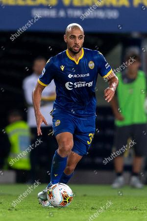 Stock Photo of Sofyan Amrabat (Hellas Verona)