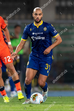 Editorial picture of Hellas Verona v Udinese, Serie A football match, Verona, Italy - 24 Sep 2019