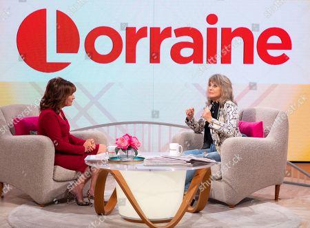 Lorraine Kelly, Suzi Quatro