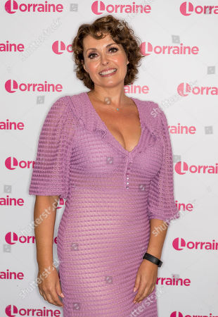 Editorial picture of 'Lorraine' TV show, London, UK - 26 Sep 2019