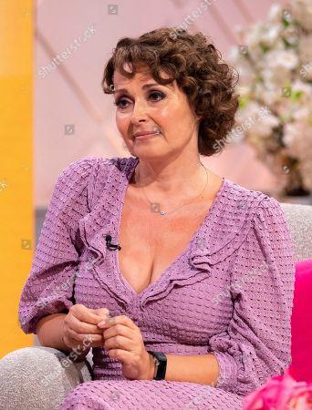 Editorial photo of 'Lorraine' TV show, London, UK - 26 Sep 2019