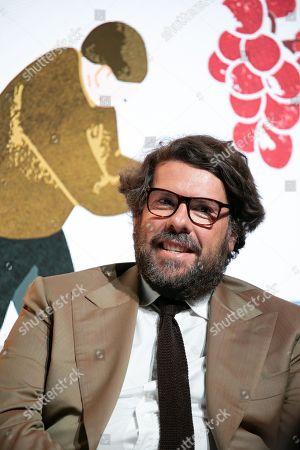 Stock Picture of Fabio D'Angelantonio CEO Lori Piana.