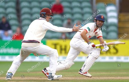 Editorial image of Somerset v Essex, Day Four, Specsavers County Championship Division One 2019 , Cricket, Cooper Associates County Ground, Taunton, UK - 26 Sep 2019