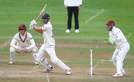 Sir Alastair Cook of Essex hits out