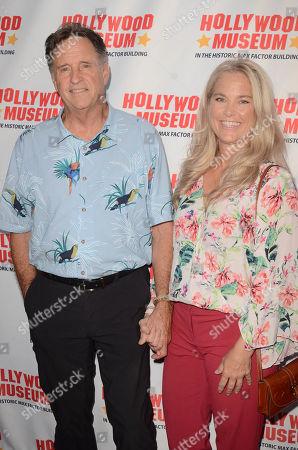 Stock Photo of Robert Hays and partner