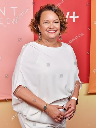 In recognition of Apple's commitment to protecting the planet, Lisa Jackson, attends the premiere of Apple's acclaimed documentary, 'The Elephant Queen', at The Metrograph in New York on September 25, 2019.