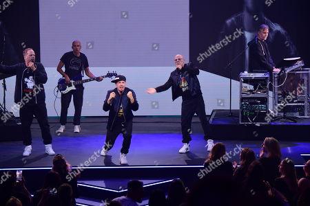 Editorial photo of YouTube Goldene Kamera Digital Awards 2019 in Berlin, Germany - 26 Sep 2019
