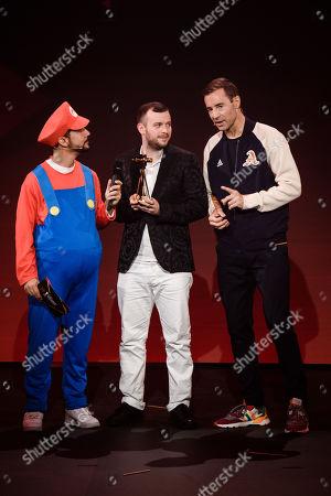 Editorial picture of YouTube Goldene Kamera Digital Awards 2019 in Berlin, Germany - 26 Sep 2019