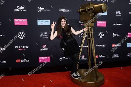 Editorial image of YouTube Goldene Kamera Digital Awards 2019 in Berlin, Germany - 26 Sep 2019