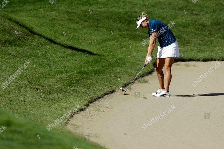 Editorial picture of LPGA Tour Golf, Indianapolis, USA - 26 Sep 2019