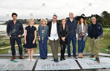 Raphael Personnaz, Jane Horrocks, Daniele Thompson, Michael Caton-Jones, Sandrine Bonnaire, James Watkins, Aurelie Saada and Sami Bouajila
