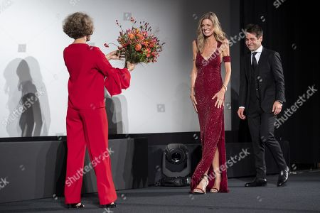 Editorial picture of Opening Ceremony - 15th Zurich Film Festival, Switzerland - 26 Sep 2019