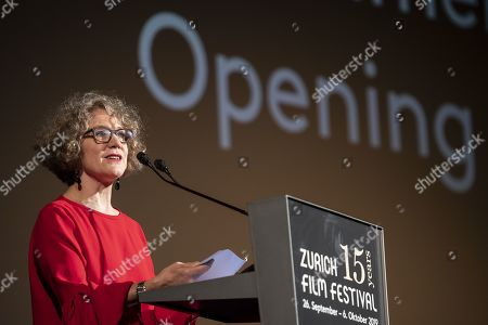 Editorial photo of Opening Ceremony - 15th Zurich Film Festival, Switzerland - 26 Sep 2019