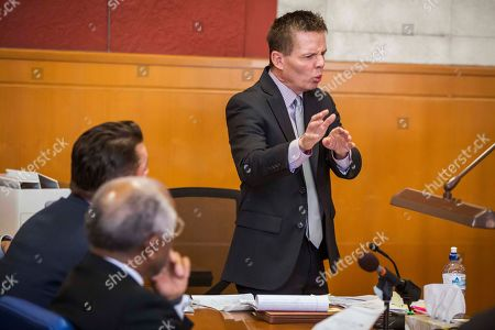 Editorial image of Chris Soules hearing, Iowa, USA - 26 Sep 2019