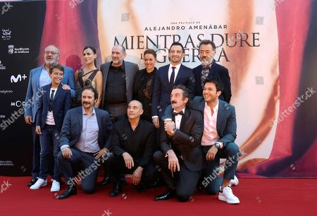 Editorial photo of 'While at War' premiere in Salamanca, Spain - 26 Sep 2019