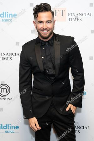Editorial picture of Childline Ball, Old Billingsgate Walk, London, UK - 26 Sep 2019