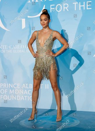 Editorial photo of Monte Carlo Gala for the Global Ocean 2019, Monaco - 26 Sep 2019