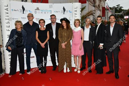 Editorial picture of Opening Ceremony, Arrivals, 30th Dinard Festival of British Cinema, France - 26 Sep 2019
