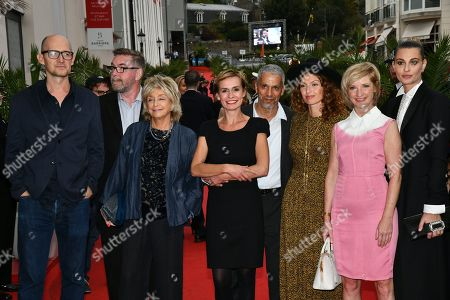 Editorial photo of Opening Ceremony, Arrivals, 30th Dinard Festival of British Cinema, France - 26 Sep 2019