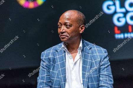 Stock Picture of Patrice Motsepe