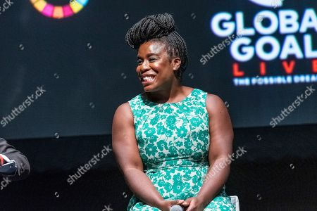 Editorial image of Global Goal Live: The Possible Dream press conference, New York, USA - 26 Sep 2019
